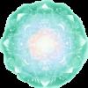 Glücksklee Mandala