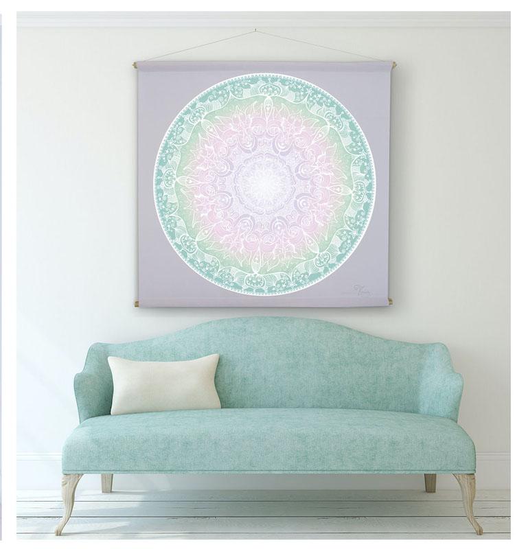 Mandala-Wandbehang-yandala-Einzigartigkeit