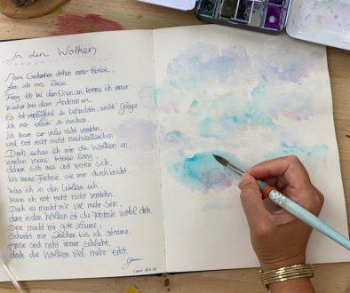 In den Wolken (Gedicht)